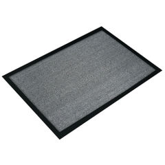 View more details about Doortex Grey Value Mat 80 x 120cm - FL74787