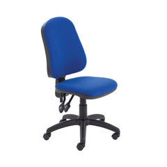 View more details about First Blue High Operators Office Chair