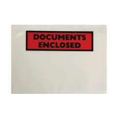 View more details about GoSecure Document Envelopes Documents Enclosed Self Adhesive A7 (Pack of 100) 9743DEE01