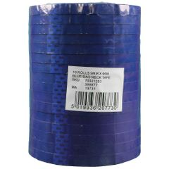 View more details about Polypropylene Tape 9mmx66m Blue (Pack of 16) 70521253