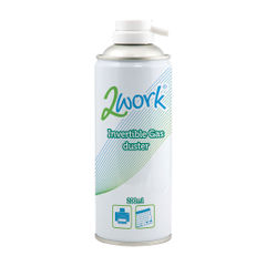 View more details about 2Work 200ml Invertible Spray Duster - DB50462