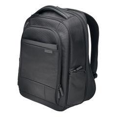 View more details about Kensington Contour Black 2.0 15.6 Inch Business Laptop Backpack - K60382EU