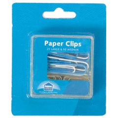 View more details about 75 x Paper Clips 5357519