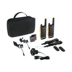 View more details about Motorola T82 Extreme Twin Pack BP00810TDEMAG