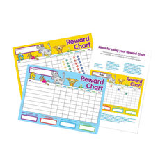 View more details about Stephens Reward Chart (Pack of 10) RS048053