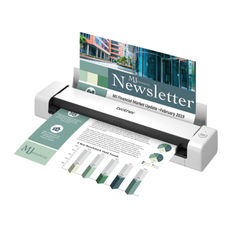 View more details about Brother DS740D 2-Sided Portable Document Scanner  DS740DTJ1