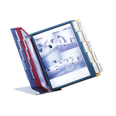 View more details about Durable Vario Assorted A4 Desk Display Unit - 5699/00