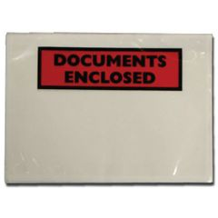 View more details about GoSecure Document Envelopes Documents Enclosed Self Adhesive A6 (Pack of 100) 9743DEE02