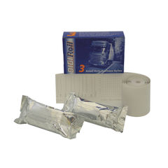 View more details about Premier Rolls For Digital Tachograph 57mmx9.5m (Pack of 3) TACOROLL