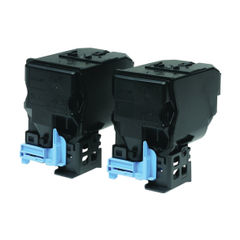 View more details about Epson S050594 Black Toner Cartridge (Pack of 2) C13S050594 / S050594