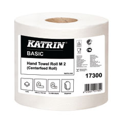 View more details about Katrin White 2-Ply Centrefeed Hand Towels, Pack of 6 - 17300