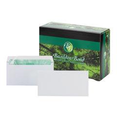 View more details about Basildon Bond DL Wallet Envelope Plain White (Pack of 500) C80116
