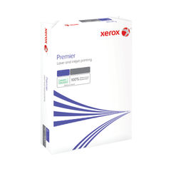 View more details about Xerox Premier White A4 Paper, 160gsm (Pack of 250) - 003R93009