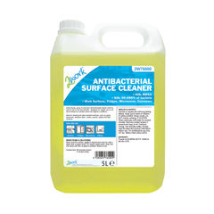 View more details about 2Work Antibacterial Surface Cleaner 5 Litre Bulk Bottle 2W76000