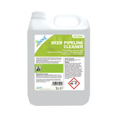 View more details about 2Work Beer Pipeline Cleaner and Steriliser 5 Litre 2W76003