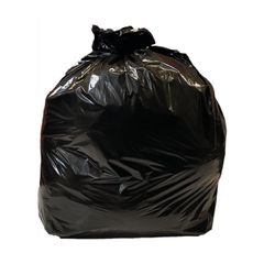 View more details about Refuse Sacks Recycled 457 x 737 x 991mm 5kg Black (Pack of 200) 703001