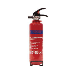 View more details about Fire Extinguisher Dry Powder 1kg For Class A B and C Fires 02110001
