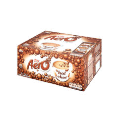 View more details about Nestle Aero 24g Hot Drinking Chocolate Sachets, Pack of 40 -12203209