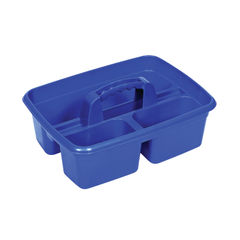 View more details about Carry Cleaning Caddy 3 Compartment Blue CARRY.01