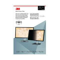 View more details about 3M 24 Inch LCD Widescreen Privacy Filter - PF240W9B