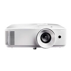 View more details about Optoma EH334 Data Projector E1P1A0NWE1Z1