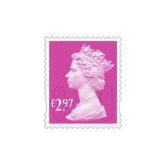 View more details about Royal Mail £2.97 Postage Stamp Sheet (Sheet of 25) – D297