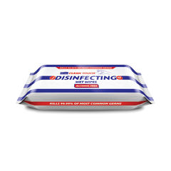 View more details about Ultraclene Touch Disinfecting Wipes, Pack of 18 - HOULT001