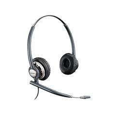View more details about Plantronics Black EncorePro HW720 Customer Service Headset Binaural 78714-02