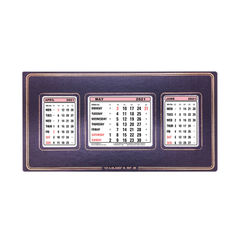 View more details about At-A-Glance Refillable Calendar 3 Month View 2021 3S21