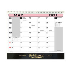 View more details about At-A-Glance Flip Over Wall Calendar 2021 90M21