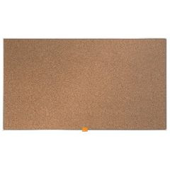View more details about Nobo 890 x 500mm Widescreen Cork Noticeboard - 1905307