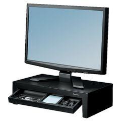 View more details about Fellowes Designer Suites Monitor Riser Black 8038101