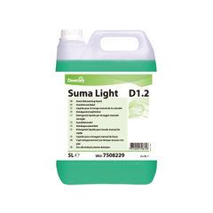 View more details about Diversey 1.5 Litre Suma Light D1.2 Dishwashing Liquid, Pack of 2 - 7508229