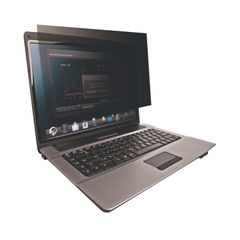 View more details about 3M Black 12.5 Inch 16:9 Widescreen Privacy Filter - PF12.5W9
