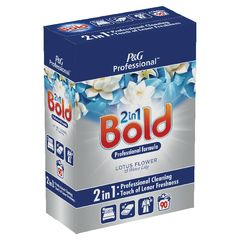 View more details about Bold Lotus Flower and Lily Washing Powder - 8001090396716