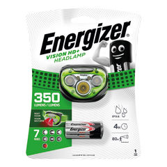 View more details about Energizer Vision HD+ Headlight - E300280600