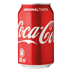 View more details about Coca-Cola 330ml Cans, Pack of 24 - 402002
