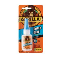 View more details about Gorilla Super Glue 15g (Bonds wood, paper, metal, ceramic, rubber and more) 4044201
