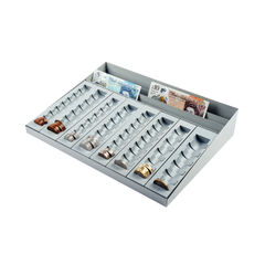 View more details about Helix Coin and Banknote Counter Tray CC1020