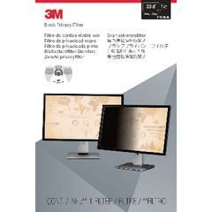 View more details about 3M 23.8 Inch LCD Widescreen Privacy Filter - PF238W9B