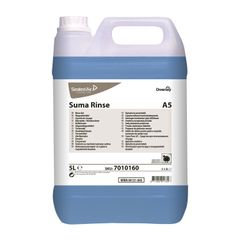 View more details about Diversey Suma 5 Litre Rinse Aid, Pack of 2 - 7010160