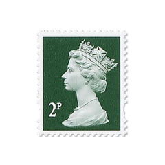 View more details about Royal Mail 2p Postage Stamp Sheet (Sheet of 25) – D02