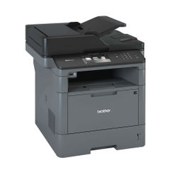 View more details about Brother Mono Multifunction Laser Printer Grey - MFC-L5750DW