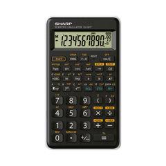 View more details about Sharp EL501T Entry Level Scientific Calculator EL501TBWH
