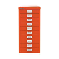 View more details about Bisley 590mm Mandarin 10 Drawer Cabinet - BY78746