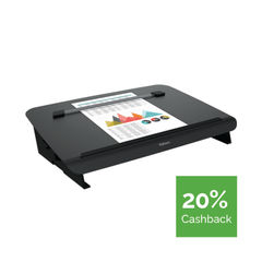 View more details about Fellowes Hana Writing Slope Adjustable Position Black 8055701