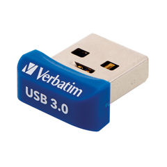 View more details about Verbatim Store n Stay Nano USB 3.0 64Gb Flash Drive 98711