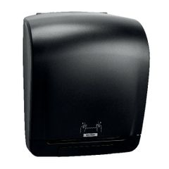 View more details about Katrin Black Inclusive System Hand Towel Dispenser - 92025