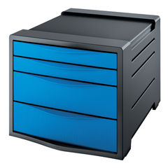 View more details about Rexel Blue Choices Drawer Cabinet - 2115611