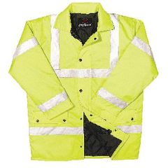 View more details about Constructor Saturn XL Yellow High Vis Jacket - CTJENGSYXL